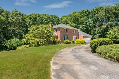 North Smithfield Single Family Home For Sale: 20 Lincoln Dr