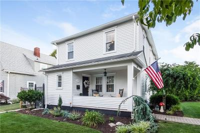 Warwick Single Family Home For Sale: 276 Fair St
