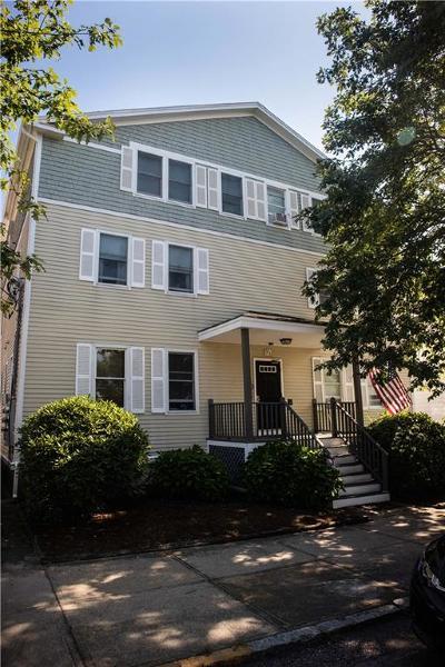 Newport Condo/Townhouse For Sale: 9 - 1/2 Narragansett Av, Unit#4 #4