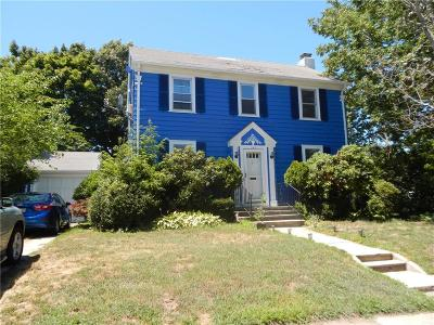Providence Single Family Home For Sale: 148 Anthony St
