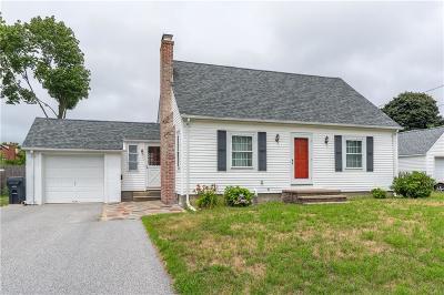 Warwick Single Family Home For Sale: 72 Harmony Ct. Ct
