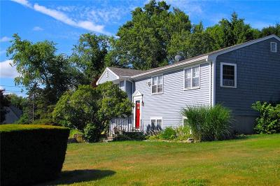 Portsmouth Single Family Home Act Und Contract: 107 Emmanuel Dr