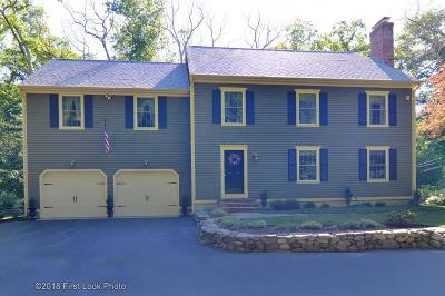 Glocester Single Family Home For Sale: 28 Melody Hill Rd