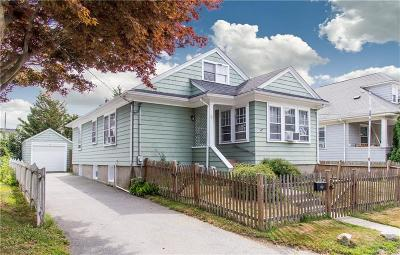Middletown Single Family Home For Sale: 33 Fairview Av