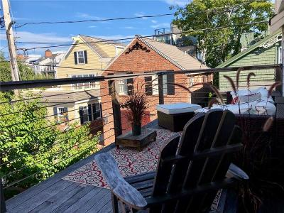 Newport Single Family Home For Sale: 12 Goodwin St