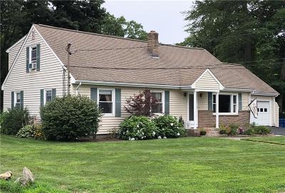 Lincoln Single Family Home For Sale: 17 Oakwood Av