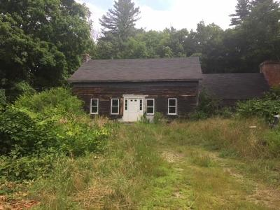 Burrillville Single Family Home Act Und Contract: 366 Gazza Rd