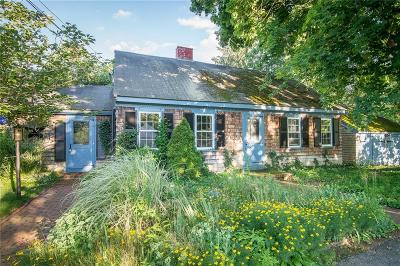 Burrillville Single Family Home For Sale: 1611 Victory Hwy