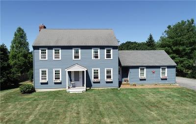 Portsmouth Single Family Home Act Und Contract: 130 Sweet Farm Rd