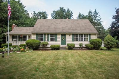Burrillville Single Family Home For Sale: 509 Round Top Rd