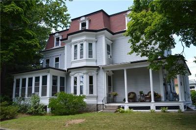 Mansfield Single Family Home For Sale: 86 Rumford Av