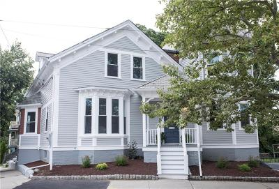 Providence Single Family Home For Sale: 220 Camp St