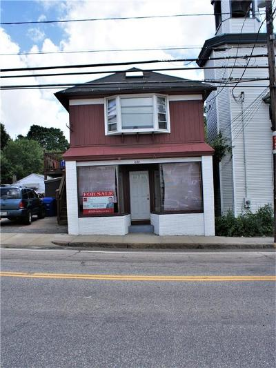Multi Family Home For Sale: 1650 - 1652 Main St