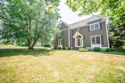 Middletown Single Family Home For Sale: 131 Wyndham Hill Rd