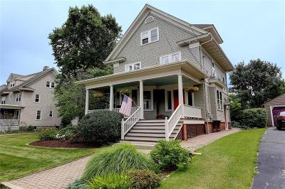 Cranston Single Family Home Act Und Contract: 138 Albert Av