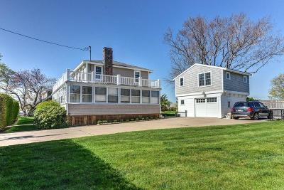 Newport County Single Family Home Act Und Contract: 44 Narragansett Rd