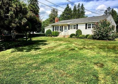 Lincoln Single Family Home For Sale: 1161 Great Rd