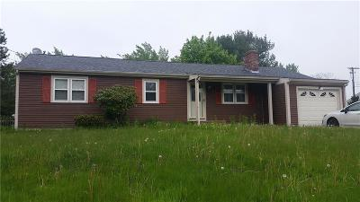 Bristol Single Family Home Act Und Contract: 6 Alan Dr