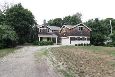 Jamestown Single Family Home For Sale: 897 East Shore Rd