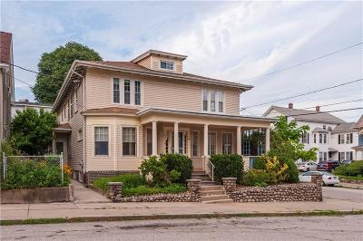 Woonsocket Multi Family Home For Sale: 6 Glen Rd