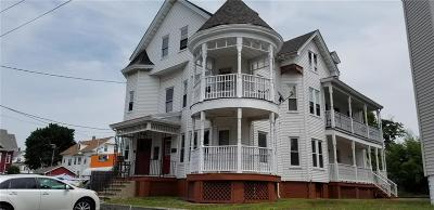 Pawtucket Multi Family Home For Sale: 343 - 345 Broadway St