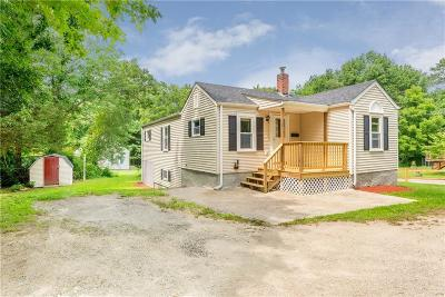 Burrillville Single Family Home Act Und Contract: 16 Michelle Dr