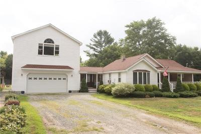 Glocester Single Family Home For Sale: 194 Sandy Brook Rd