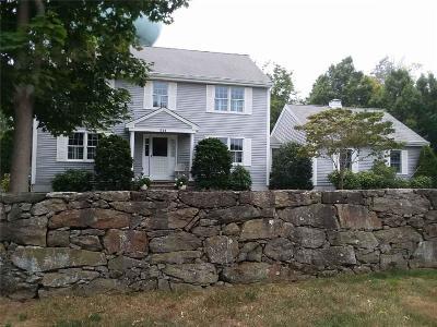 Warwick Single Family Home For Sale: 226 Aldrich Av