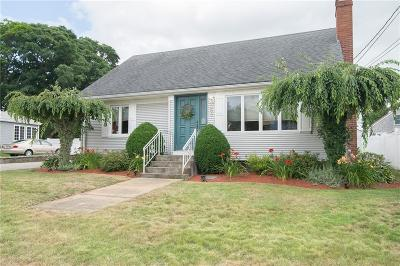 East Providence Single Family Home For Sale: 200 Martin St