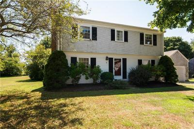 Middletown Single Family Home For Sale: 18 South Dr