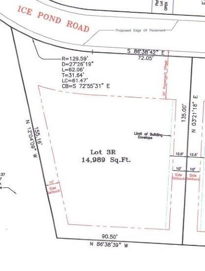 Residential Lots & Land For Sale: 43 Ice Pond Rd