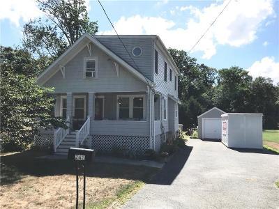 Barrington Single Family Home For Sale: 242 Sowams Rd