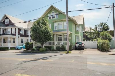 Newport County Condo/Townhouse Act Und Contract: 315 Broadway Av, Unit#3 #3