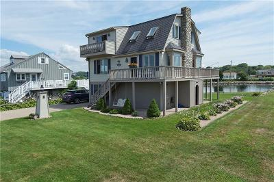 Westerly Single Family Home For Sale: 53 Breach Dr