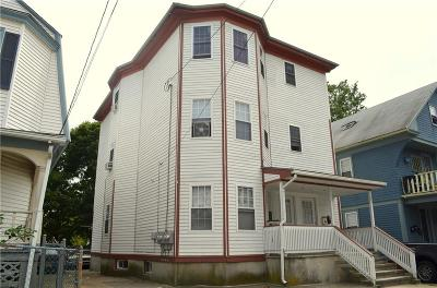 Providence Multi Family Home Act Und Contract: 120 - 122 Ohio St