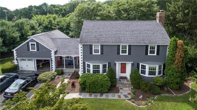 Lincoln Single Family Home For Sale: 216 Old River Rd