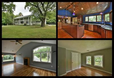 Scituate Single Family Home For Sale: 943 Tunk Hill Rd