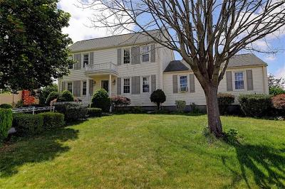 North Providence Single Family Home For Sale: 22 Carriage Wy