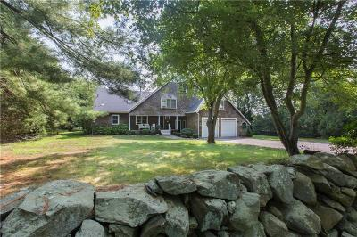North Kingstown Single Family Home For Sale: 2180 Boston Neck Rd