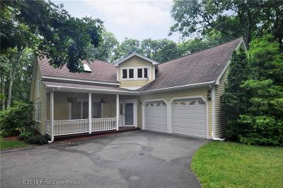 Lincoln Single Family Home For Sale: 281 Old River Rd