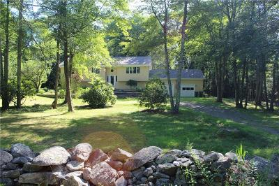 Scituate Single Family Home For Sale: 1420 Chopmist Hill Rd