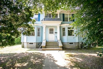 Newport Single Family Home Act Und Contract: 12 Dudley Av
