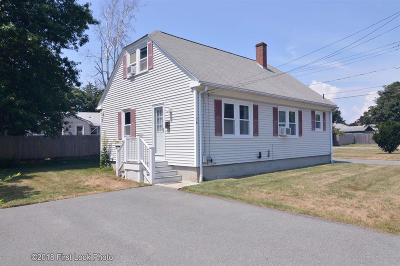 Middletown Multi Family Home Act Und Contract: 7 Rego Rd