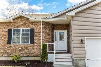 Cranston Condo/Townhouse For Sale: 105 Wayland Av