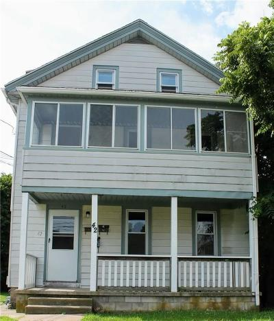 Westerly Multi Family Home For Sale: 42 Pierce St
