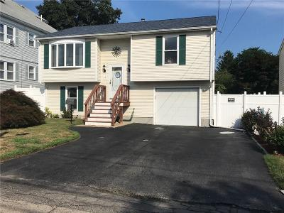 East Providence Single Family Home Act Und Contract: 118 Hicks St