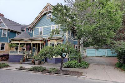 Providence Multi Family Home Act Und Contract: 24 Whitmarsh St