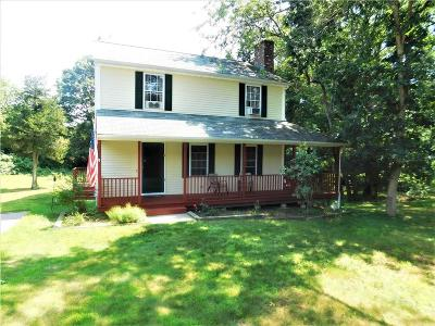 Westerly Single Family Home Act Und Contract: 18 Sunnyside Dr