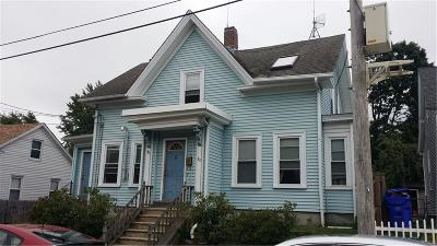 Pawtucket Single Family Home For Sale: 80 South Union St