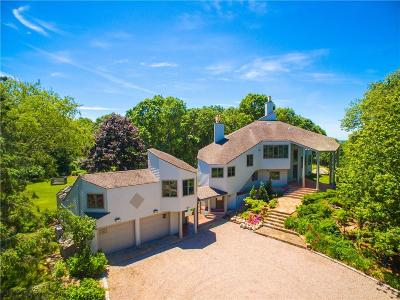 Westerly Single Family Home For Sale: 10 No Bottom Ridge Rd